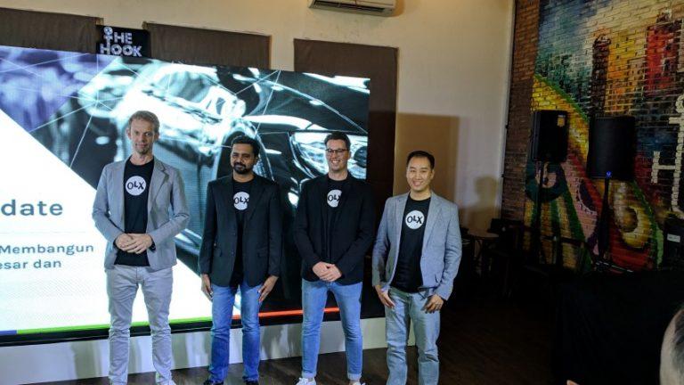 OLX Anggap Penting Bisnis Mobil Bekas, Ada 5,5 Juta Orang Mencari Mobil di OLX Setiap Tahun