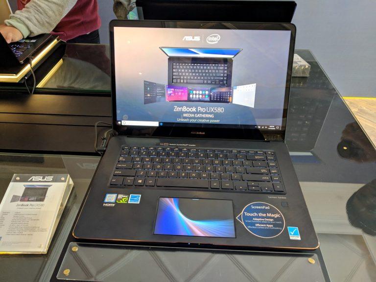 Mau Tahu Spesifikasi Lengkap Asus ZenBook Pro 15 UX580 yang berlayar Ganda? Ini Jawabannya
