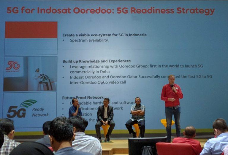 Pamerkan Solusi Teknologi 5G untuk Multi-Industri, Indosat Ooredoo dan Ericsson Ingin Akselarasikan Transformasi Digital di Indonesia