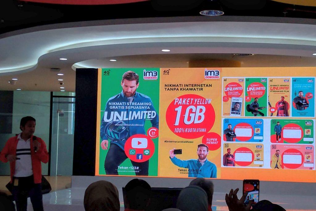 Indosat Oooredoo HUT ke-51 - Sensa51
