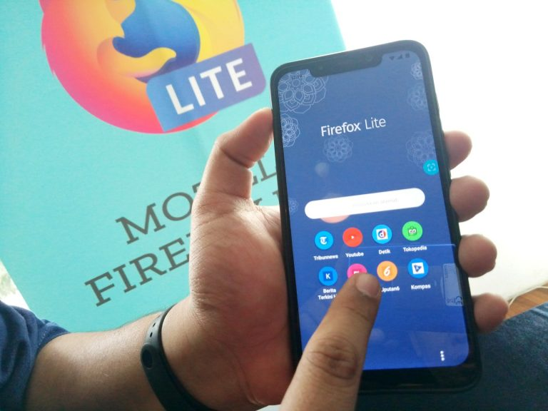 Mozilla Resmi Rilis Firefox Lite dan Firefox ScreenshotGO beta untuk Meningkatkan Ecosystem Lintas Asia