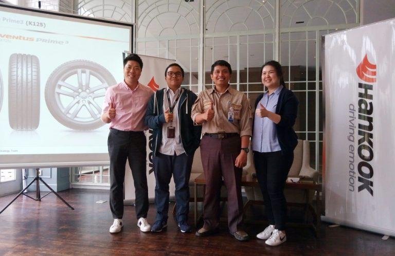 Hankook Tire Siap Merilis Ban Premium Ventus Prime³