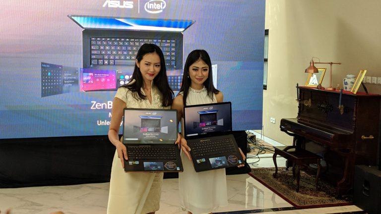 Asus Hadirkan ZenBook Pro 15 UX580, Notebook Premium Berlayar Ganda