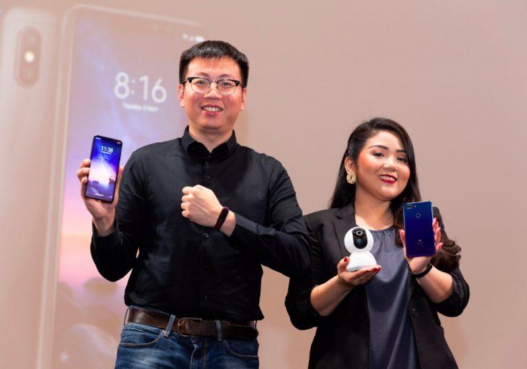 Rilis Redmi Note 6 Pro dan Mi 8 Lite, Xiaomi Ingin Pikat Kaum Muda Penggemar Fotografi