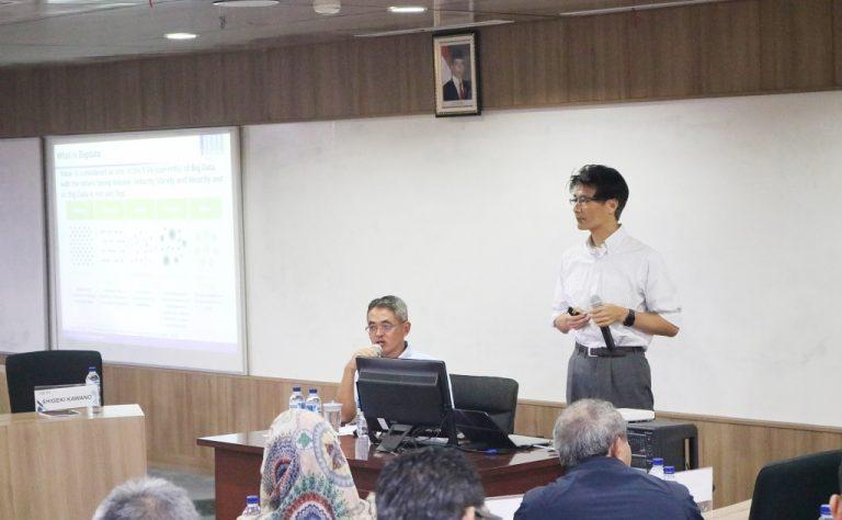 Tingkatkan Kompetensi di Bidang TI, Netika Indonesia dan QUNIE Bersama SBM-ITB Gelar Seminar Big Data dan IoT