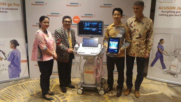 Digitalisasi Layanan Medis, Siemens Healthineers Luncurkan Inovasi Teknologi CT-Scan dan Ultrasound Terbaru
