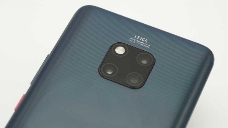 Bersama Leica, Komposisi Triple Camera di Huawei Mate 20 Series Berikan Kesan Mewah