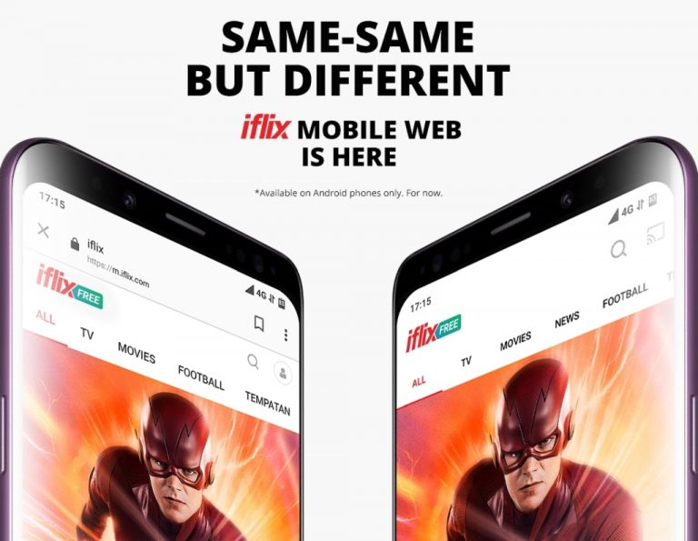 Dorong Engagement Pengguna, Mobile Web iflix Adopsi PWA di Android