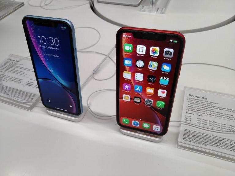 iBox Resmi Jualan iPhone XR, XS, dan XS Max di Indonesia
