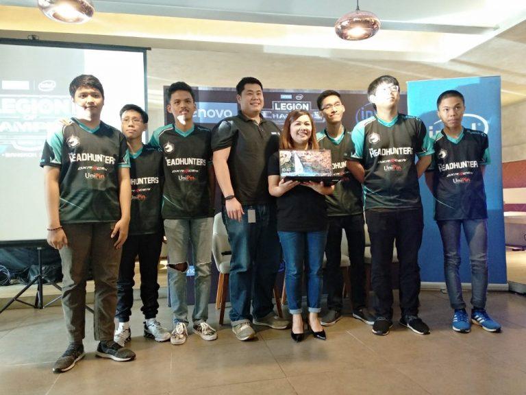 Kembali Berlaga di Turnamen Legion of Champions Bangkok, Tim Indonesia Tak Gentar Bertemu Korea