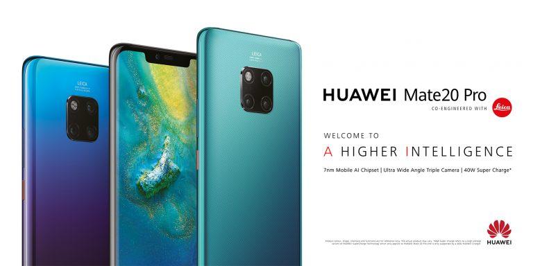 Ini Rahasianya Mengapa Desain Huawei Mate 20 Series Menarik Perhatian Banyak Orang