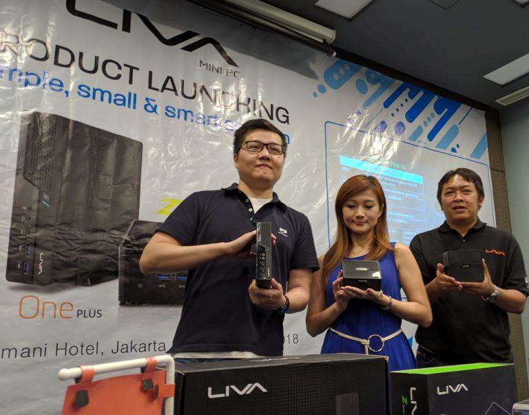 Luncurkan Liva Z2 Series dan Liva One Plus, ECS Lengkapi Portofolio Produk Mini PC di Indonesia