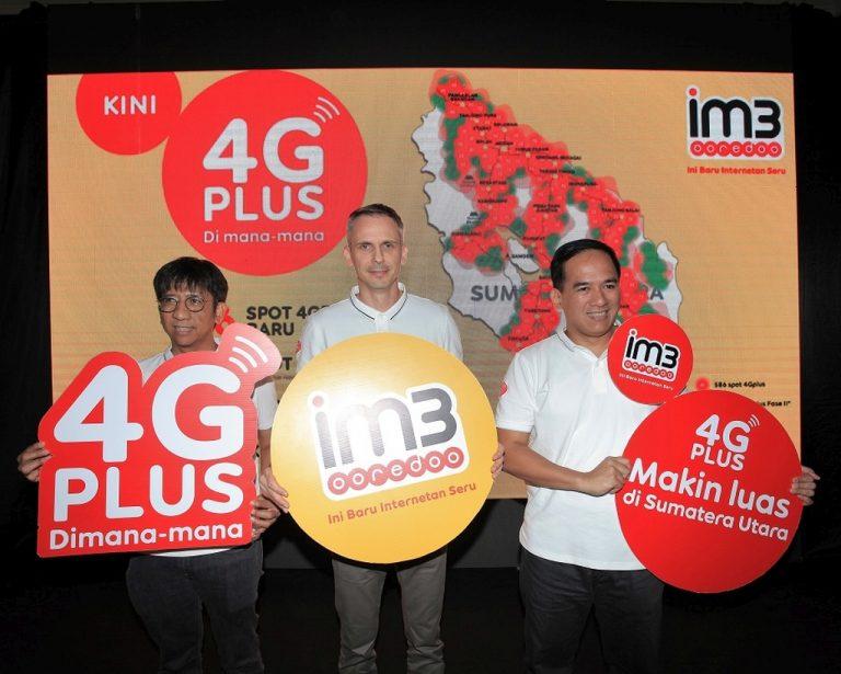 Jelang Natal dan Tahun Baru, Indosat Ooredoo Hadirkan Jaringan 4G Plus untuk Warga Sumatra Utara