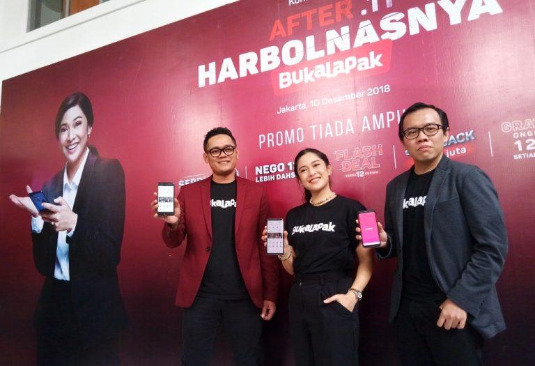 Gandeng Dian Sastrowardoyo, Bukalapak Siap Gelar Promo di Harbolnas 2018