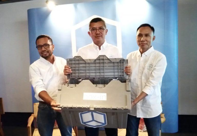 """PT Layanan Simpan Mandiri Memperkenalkan """"Box-in"""", Solusi Simpan dan Kelola Barang Berbasis Aplikasi"""