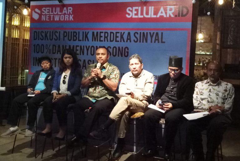 Indonesia Merdeka Sinyal 100% di Tahun 2020, BAKTI Butuh Lebih Banyak Dana USO