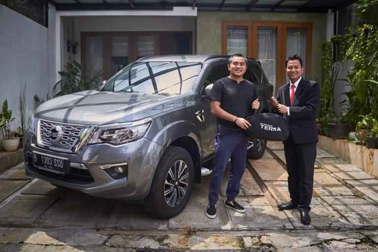 Nissan Mulai Pengiriman New Terra ke Pelanggan