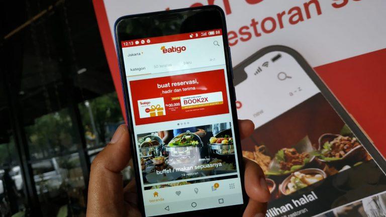 Platform Reservasi Restoran EATIGO Resmi Hadir di Indonesia