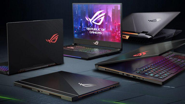 Notebook Gaming ASUS Kuasai Pasar Indonesia Sebesar 60,1 Persen