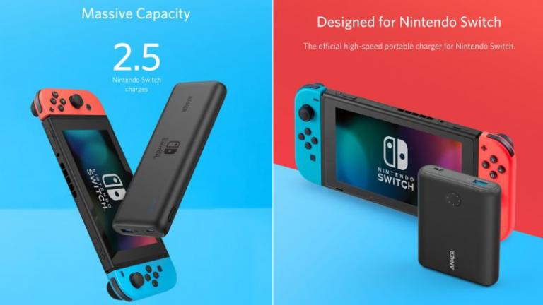 Pengguna Nintendo Switch Tak Perlu Takut Lagi Kehabisan Daya Saat Bermain