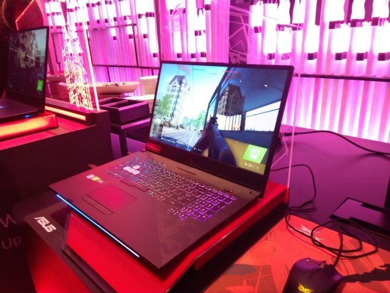 Asus Luncurkan Tiga Laptop Gaming ROG Berbasis GeForce RTX, Harga Rp 80 Jutaan