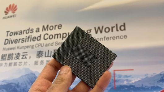 Huawei Klaim Kunpeng 920 sebagai CPU Berbasis ARM Terunggul di Industri