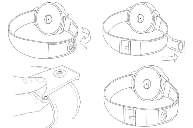 LG Kembangkan Arloji Pintar dengan Kamera Modular