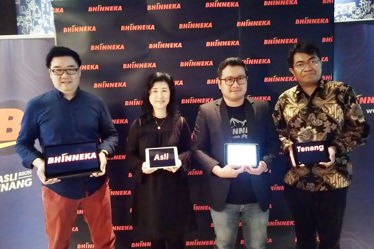 Bhinneka Hadirkan Super Apps Dukung Transformasi Smart Office Procurement