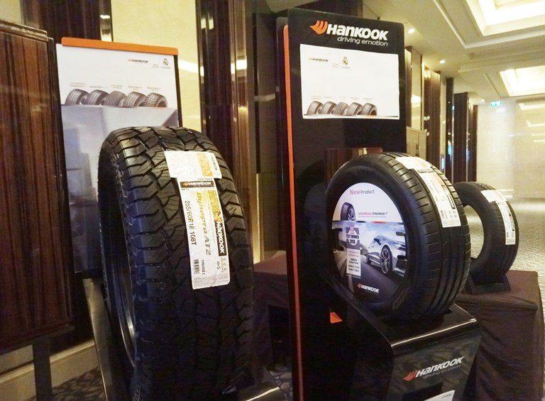 Memenuhi Kebutuhan Pasar, Hankook Tire Rilis 5 Varian Ban Baru di Tahun 2019