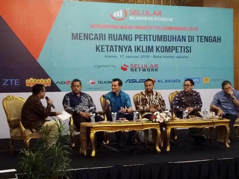 Ramai-ramai Cari Solusi Inovatif untuk Pertumbuhan Industri Telekomunikasi Indonesia