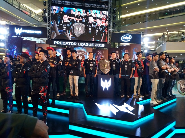 BOOM.ID dan Aerowolf.TeamEight Melaju Ke Bangkok di Ajang Asia Pacific Predator League 2019