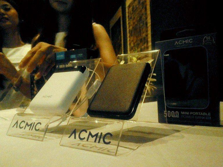 Mengusung Teknologi Atom Cell, ACMIC Luncurkan Dua Seri Bank Daya Seukuran Tempat Kartu Nama