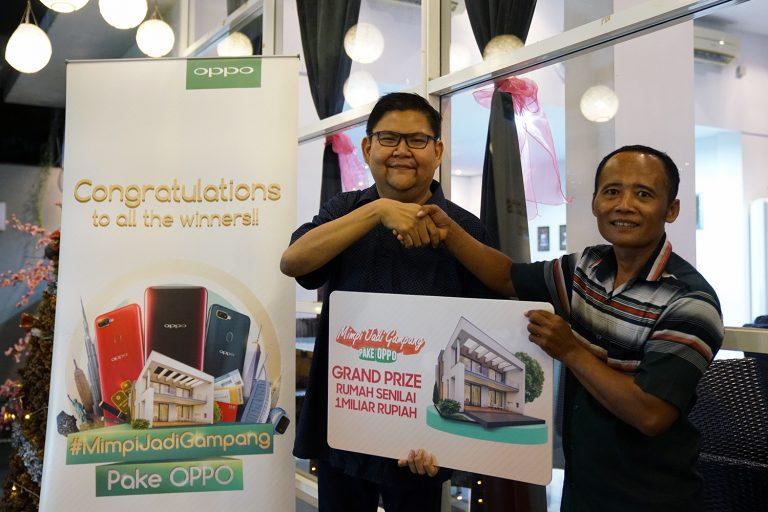 Cerita Subiyanto, Pemenang Grand Prize Rumah Senilai 1 Miliar Rupiah