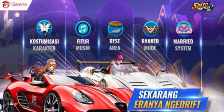 Bangkitkan Nostalgia Balapan Ala 'CTR', Garena Resmi Merilis 'Speed Drifters'