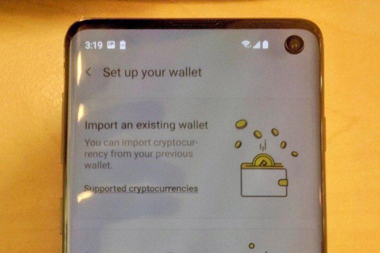 Terkonfirmasi! Galaxy S10 Bocorkan Gambar Soal Samsung Blockchain KeyStore