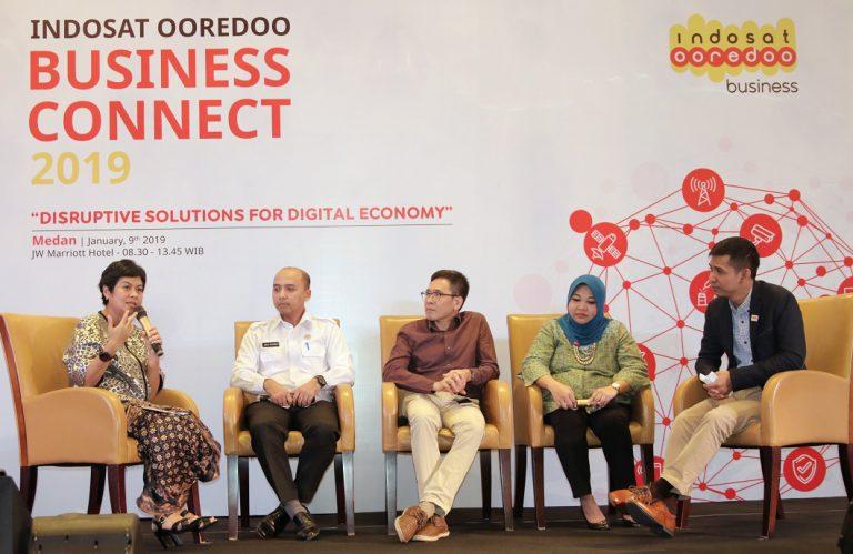 Indosat Ooredoo Business Gelar Business Connect di Medan
