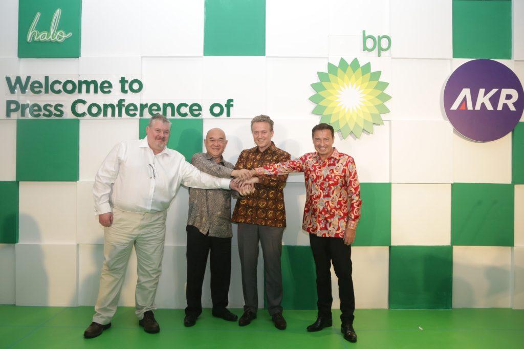 SPBU BP - AKR