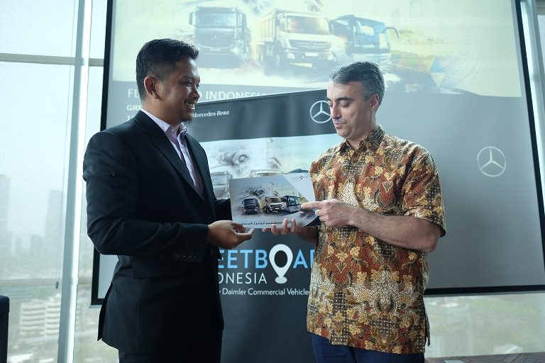 DCVI Luncurkan Aplikasi FleetBoard Indonesia dengan Fitur Super Lengkap