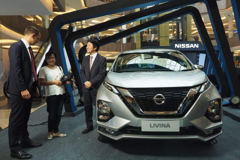 Dari Jakarta, Duo MPV Anyar Nissan Diperkenalkan ke Kota Kembang