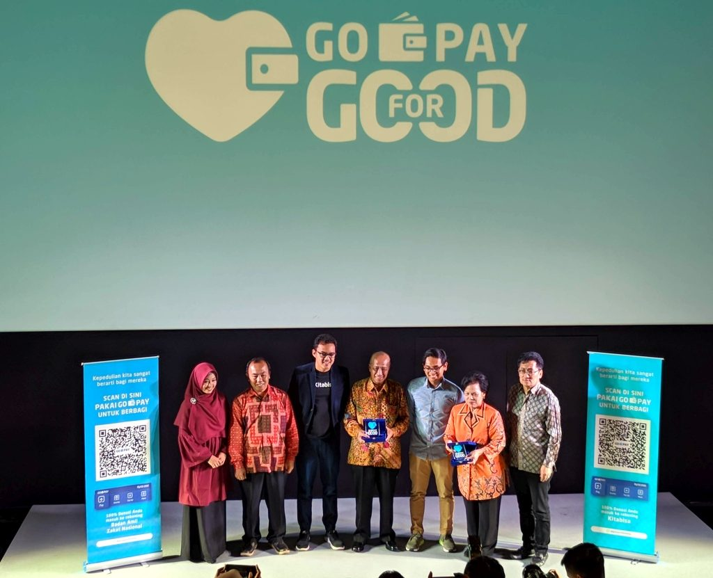 GO-PAY dan Filantropi Indonesia