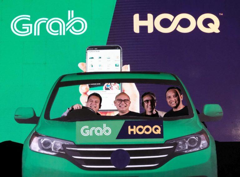 Buka Akses ke Layanan Video Streaming Hooq, Aplikasi Grab Jadi 'Super App'
