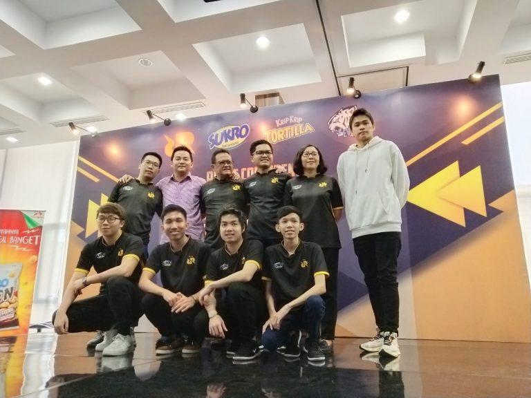 Durasi Setahun, PT Dua Kelinci Akan Sponsori Dua Tim Elite eSports Indonesia