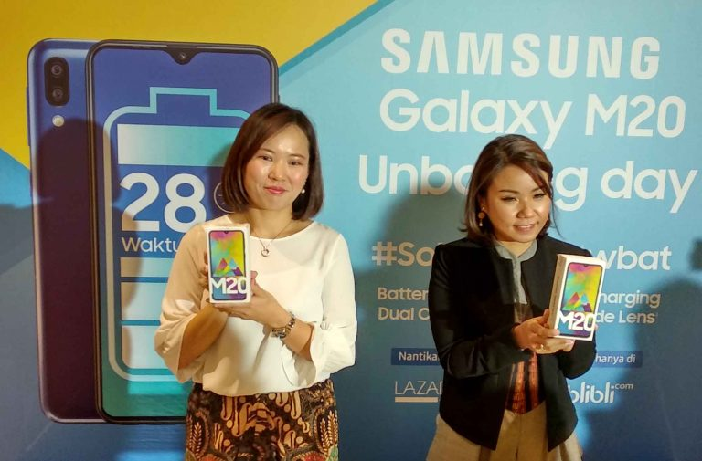 Flash Sale Samsung Galaxy M20 Dimulai Hari Ini Hingga 21 Februari 2019, Cek Dulu Spesifikasinya