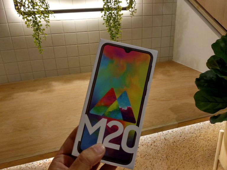 Bukan untuk Sobat Missqueen, Samsung Galaxy M20 Ditujukan untuk Kaum Millenial