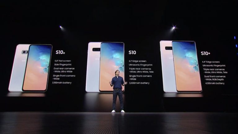 Samsung Galaxy S10 Sudah Resmi Dirilis, Ada Tiga Varian yang Bisa Dipilih Konsumen