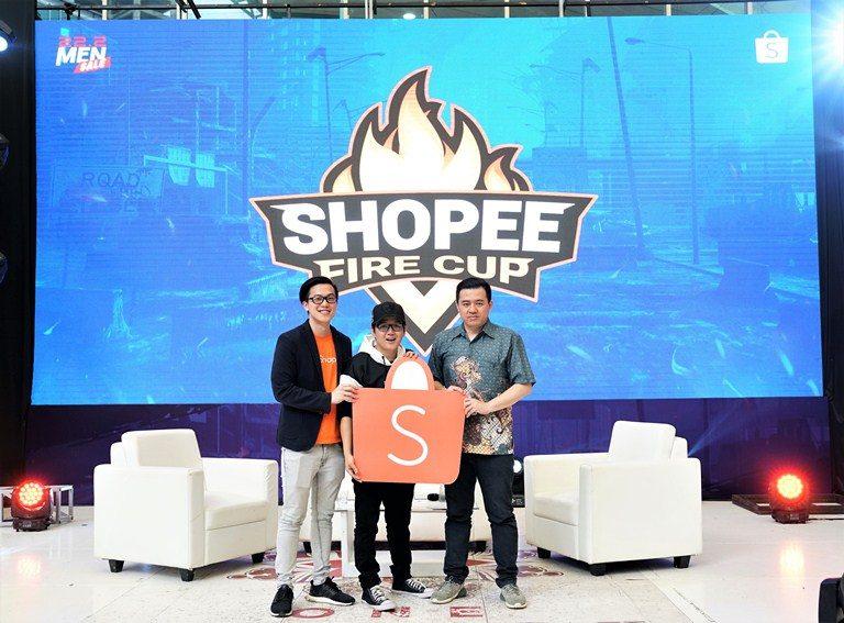 Shopee Fire Cup, Turnamen eSports Shopee Pertama Hasil Kolaborasi Bersama Free Fire dan Nimo