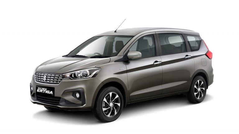 Makin Stylish, Suzuki All New Ertiga Dapat Penyegaran di Interior dan Eksterior