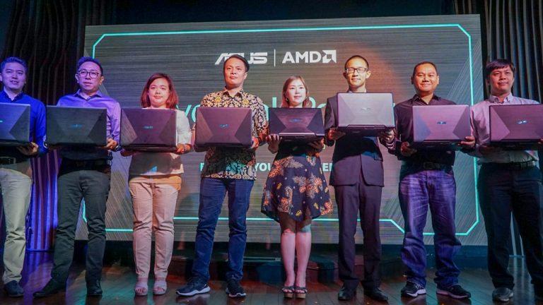 Laptop Mainstream Nan Prima; ASUS Padukan AMD Ryzen dengan GTX1050 Didalam VivoBook Pro F570