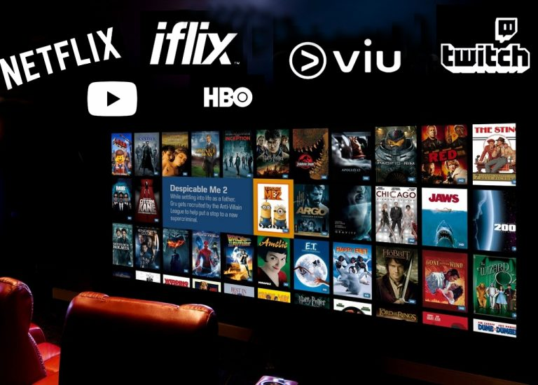 Dari Sofa: Menakar Kecepatan Internet Ideal untuk Streaming Video