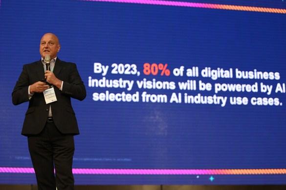Masuk Tahun Keenam, CTI Summit 2019 Hadirkan Teknologi dan Best Practice AI